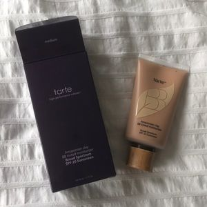 Tarte Amazonian Clay BB Tinted moisturizer- medium